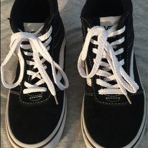 Boys Van High Tops Sneakers.